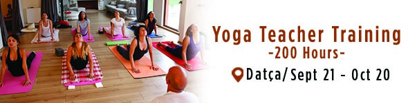 200 Hours Yoga Teacher Training in Datça