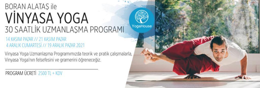 Vinyasa Uzmanlaşma Programı